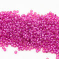 TOHO - 11/0 - Silver Lined - Milky Hot Pink - 10 g
