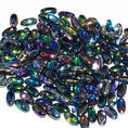 Rizo - 6x2,5 mm - Crystal Magic Blue - 10 gram