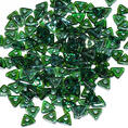 Tri-Bead - 4,5 mm - Emerald Celsian -  5 gram