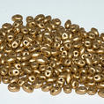 MiniDuo - 4x2 mm - Crystal Bronze Pale Gold - 10 gram