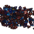 Tri-Bead - 4,5 mm - Red Azuro -  5 gram